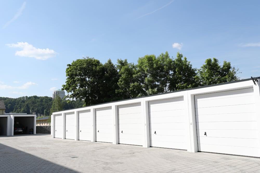 Wohnbau Ferstl Garagen