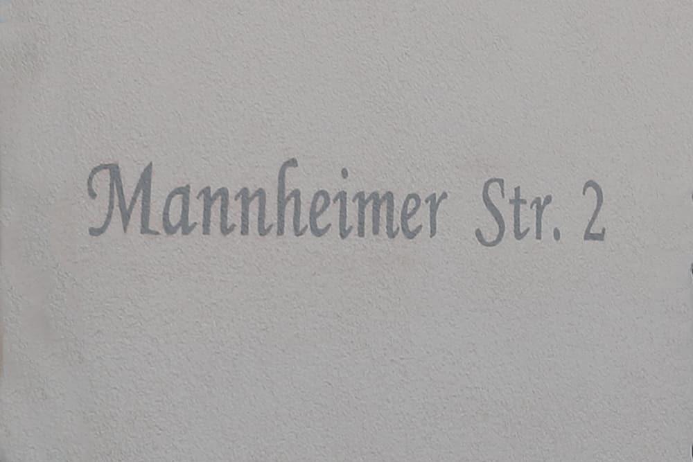 Wohnbau Ferstl Mannheimer Straße 2