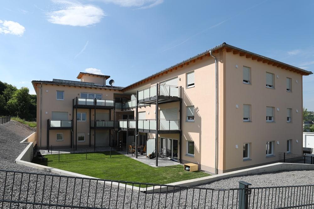 Wohnbau Ferstl Garten und Terrassen