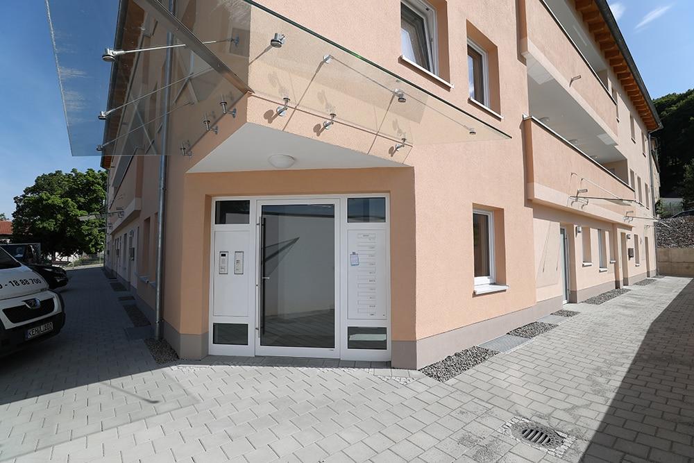 Wohnbau Ferstl Eingang